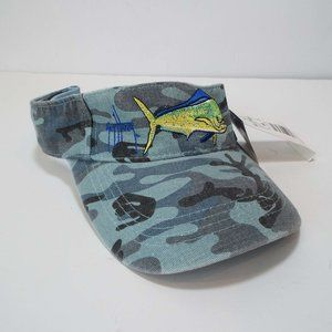 AFTCO Guy Harvey Visor New With Tag